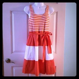 Spring or summer dress